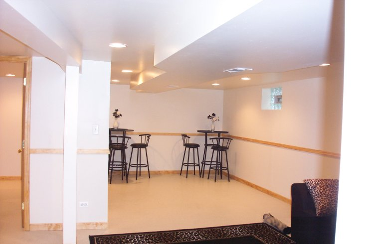 Quality remodeling inc believes the goal of basement remodeling is
