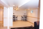 Finished Basement Remodeling Project in Skokie