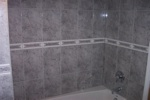 Finished Bathroom Remodeling Project in Park Ridge