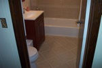 Finished Bathroom Remodeling Project in Schaumburg