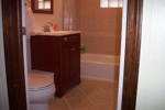 Finished Bathroom Remodeling Project in Arlington Heights