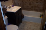Finished Bathroom Remodeling Project in Brookfield