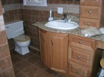 Finished Bathroom Remodeling Project in Northbrook