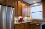 Finished Kitchen Remodeling Project in Highland Park
