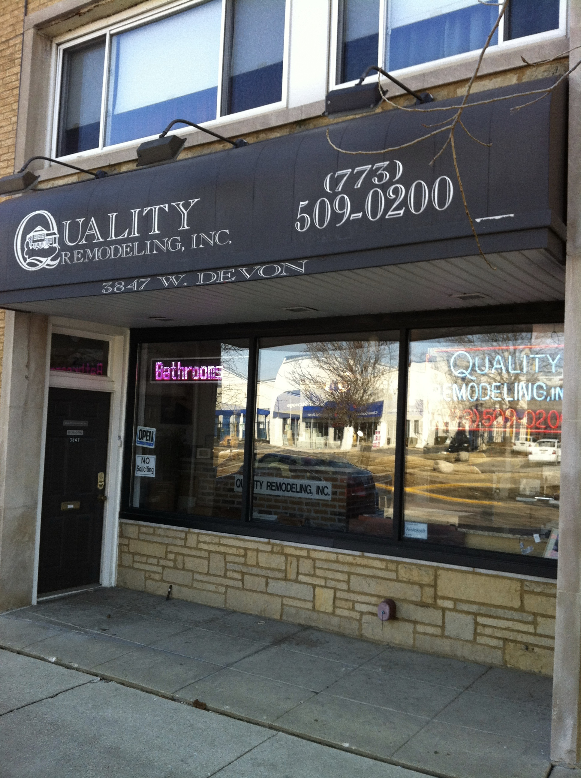 About Chicago Home Remodeling Company Quality